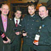 Wild, Wein und Whisky im Landgasthaus Linde