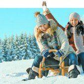 Warm und trocken durch Matsch, Schnee und Eis