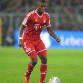 Alaba bleibt seinem FC Bayern treu