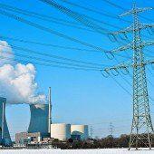 Statt Abschaltung wird Reaktorleistung erhöht
