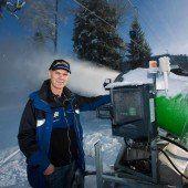 Wie der künstliche Schnee Alberschwende rettete