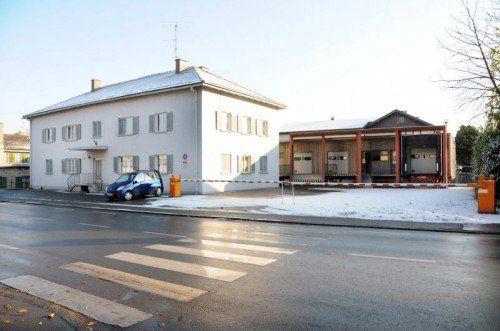 Höchst kauft das alte Zollhaus samt der Veterinärstation.