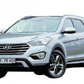 Hyundai streckt den Santa Fe in die Länge