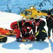 Skiunfälle in Österreich um Hälfte reduziert