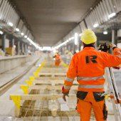 Millionenauftrag für die Rhomberg Bahntechnik