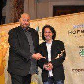 Josef Fritsche erhält life goes on-Preis in Wien