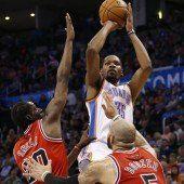 13. Heimsieg in Folge für Durant und Co.