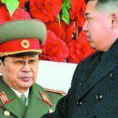 Kim Jong-un sägt Onkel ab