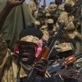 Lage im Südsudan eskaliert