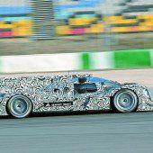 Vorverlegte Porsche-Premiere für Mark Webber