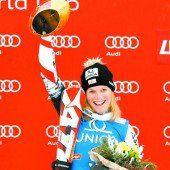 Marlies Schild ist die Slalom-Königin