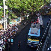 18 Tote bei Busunfall auf den Philippinen