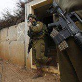 Israel und Libanon liefern sich ein Grenzgefecht