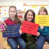 Wo Schulkinder Selbstwert lernen