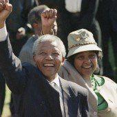 Nelson Mandela ist 95-jährig gestorben