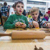 BSBZ-Schüler gestalteten zauberhaften Bauernadvent