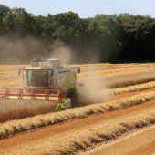 Gegen Diskriminierung der Bauern in Ungarn