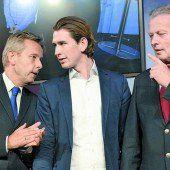 Sebastian Kurz neuer Außenminister