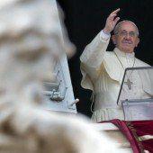 Papst betet für diskriminierte Christen