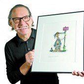 VN suchen junge Karikaturisten