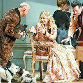 Christoph Waltz kommt auch als Opernregisseur bestens an