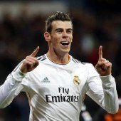 Bale ist Reals Prinz der Tore