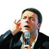 Eifriger Nachwuchs für die italienische Politik