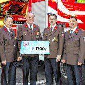 1700 Euro für Ma hilft