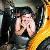 Pin-up-Kalender mit New Yorker Taxifahrern