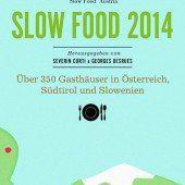 Das schmeckt: 5 Slow-Food-Führer gratis