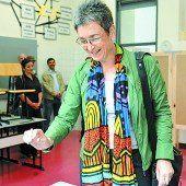 Grüne: Lunacek zieht in EU-Wahl