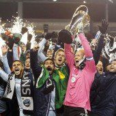 Sporting Kansas City zum zweiten Mal MLS-Champion