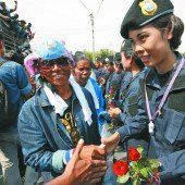 Regierung setzt in Bangkok auf Deeskalation