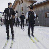 Altach setzt auf Sonne, die Austria auf Schnee