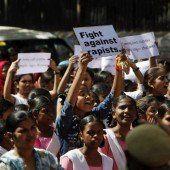 Druck von der Straße in Indien zeigte Wirkung