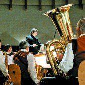Bewegende Blasmusik-Uraufführung