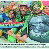 Österreichs Absenz bei Trauerfeier für Mandela