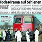 Bahnunglück in Lochau: Polizei trägt Mitschuld
