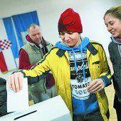 Kroaten lehnen Homo-Ehe ab