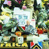 Die Welt verneigt sich vor dem Lebenswerk Mandelas