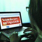 Polizei: Internetbetrug im Ländle aufgeflogen