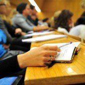 Vorarlbergs Studenten sollen leistbar wohnen
