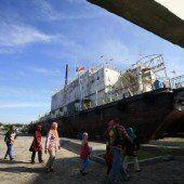 Neun Jahre nach dem Tsunami in Indonesien