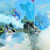 Thailand stürzt ins Chaos