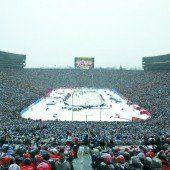 Winter Classic der NHL setzte neue Maßstäbe