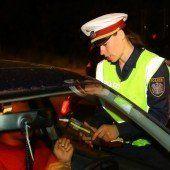 Trotz verschärfter Kontrollen weniger Führerscheine weg