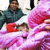 Kaum Hoffnung für Syrien