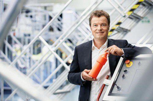 Alpla-CEO Günther Lehner setzt auch im laufenden Geschäftsjahr auf Expansion und errichtet neue Werke.