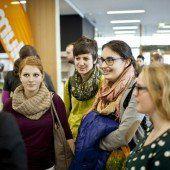 FH lädt zur größten Jobmesse in Vorarlberg
