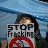 Weltweite Proteste gegen Fracking